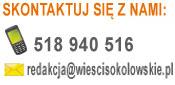 Dane kontaktowe